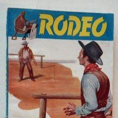 Cómics: RODEO Nº 78 - EDI. CÍES - DANY GUD - CONCURSO DE PISTOLEROS - MUY NUEVA -. Lote 206489500