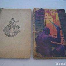 Cómics: NARRACIONES 1929 EL DINAMITERO PARTE1 Y 2 UNO SIN PORTADA. Lote 155461434