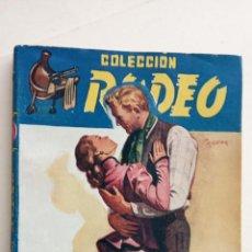 Cómics: COLECCION RODEO Nº 159 - EDI. CÍES - FIDEL PRADO - COMO NUEVA. Lote 155698618