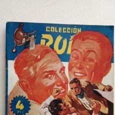 Cómics: COLECCION RODEO Nº 162 - EDI. CÍES - FIDEL PRADO - COMO NUEVA - UN EQUIPO EN VACACIONES. Lote 155698970