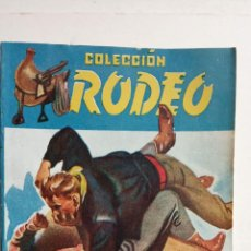 Cómics: COLECCION RODEO Nº 123 - EDI. CÍES - FIDEL PRADO , W. MARTYN - COMO NUEVA - CON SU PROPIO CUCHILLO . Lote 155699718