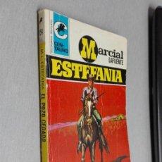 Cómics: EL POZO CEGADO / MARCIAL LAFUENTE ESTEFANÍA / SERIE CENTAURO Nº 154 / BRUGUERA 2ª ED.. Lote 156084722