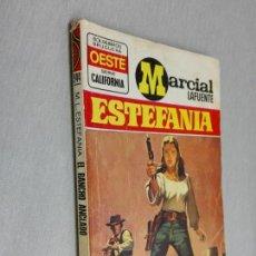 Cómics: EL RANCHO ANCLADO / MARCIAL LAFUENTE ESTEFANÍA / CALIFORNIA Nº 944 / BRUGUERA 2ª ED.. Lote 156088898
