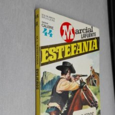 Cómics: OVEJEROS / MARCIAL LAFUENTE ESTEFANÍA / CALIBRE 44 Nº 64 / BRUGUERA 2ª ED.. Lote 156091562