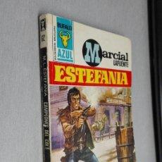 Cómics: CAMPEONES DEL COLT / MARCIAL LAFUENTE ESTEFANÍA / BÚFALO AZUL Nº 62 / BRUGUERA 1ª ED.. Lote 156093098