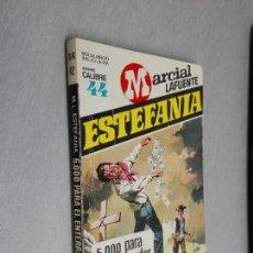 Cómics: 5.000 PARA EL ENTERRADOR / MARCIAL LAFUENTE ESTEFANÍA / CALIBRE 44 Nº 42 / BRUGUERA 1ª ED.. Lote 156097286