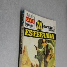 Cómics: ESCONDIDOS / MARCIAL LAFUENTE ESTEFANÍA / SERIE CENTAURO Nº 296 / BRUGUERA 2ª ED.. Lote 156099894