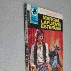 Cómics: ATRACADORES EN NEVADA / MARCIAL LAFUENTE ESTEFANÍA / SERIE CENTAURO Nº 315 / BRUGUERA 2ª ED.. Lote 156101890