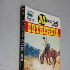 Cómics: EL AS DEL RODEO / MARCIAL LAFUENTE ESTEFANÍA / OESTE LEGENDARIO Nº 211 / BRUGUERA 1ª ED.. Lote 156104882