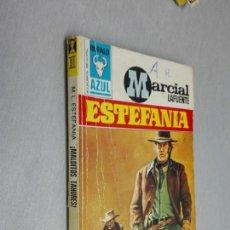 Cómics: ¡MALDITOS TAHURES! / MARCIAL LAFUENTE ESTEFANÍA / BÚFALO AZUL Nº 91 / BRUGUERA 1ª ED.. Lote 156105342