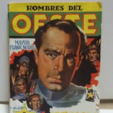Cómics: HOMBRES DEL OESTE PAWNEE SCOUTS EDITORIAL CLIPER. Lote 156570120