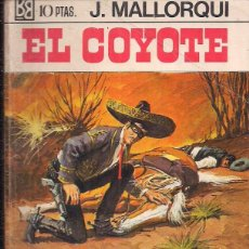 Cómics: EL COYOTE Nº 35 EDITORIAL BRUGUERA, PORTADA BERNAL. Lote 156692550