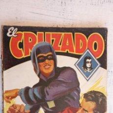 Cómics: EL CRUZADO Nº 3 BRUGUERA 1947 - MUY BUEN ESTADO, DIFICIL. Lote 156914798