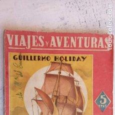 Cómics: VIAJES Y AVENTURAS MAUCCI - GUILLERMO HOLIDAY - LA REINA MAB. Lote 156915362