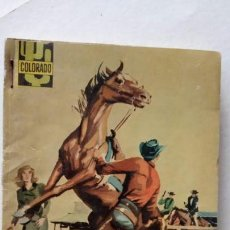 Cómics: COLORADO OESTE Nº 234 - ALF REGALDIE - PLAN CRIMINAL - FOTO JEFFREY HUNTER - 1962 BRUGUERA. Lote 156917358