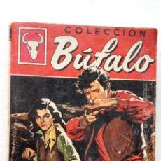 Cómics: COLECCION BÚFALO EXTRA ILUSTRADA Nº 268 - A. ROLCEST - 1961 BRUGUERA. Lote 156918278