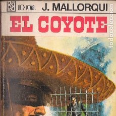 Cómics: EL COYOTE Nº 37 OTRA VEZ EL COYOTE. EDITORIAL BRUGUERA, PORTADA BERNAL. Lote 156948970