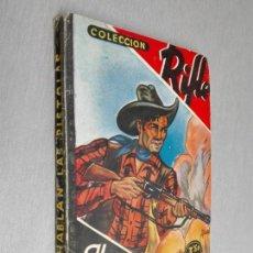 Cómics: HABLAN LAS PISTOLAS / F. MEDIANTE / COLECCIÓN RIFLE Nº 3 / EDICIONES ESPAÑA. Lote 158386674