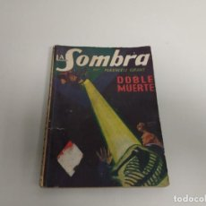 Cómics: J10- LA SOMBRA MAXWELL GRANT DOBLE MUERTE EDITORIAL MOLINO PAG 63 1939. Lote 158410514