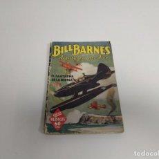 Cómics: J10- BILL BARNES AVENTURERO DEL AIRE GEORGE L EATON EDITORIAL MOLINO 1936 92 PAG. Lote 158412158
