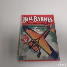Cómics: J10- BILL BARNES AVENTURERO DEL AIRE LA ESCUADRILLA DEL ARCO IRIS PAG 63 1940. Lote 158413094