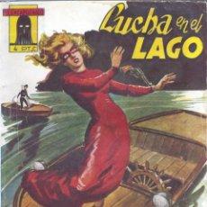 Cómics: EL ENCAPUCHADO Nº35. GUILLERMO LÓPEZ HIPKISS. EDITORIAL CLÍPER 1948. Lote 158604842