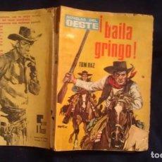 Cómics: BAJA GRINGO - TOM RAZ - NOVELAS DEL OESTE 139 -EDITORIAL TESORO. Lote 158941146