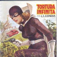 Cómics: EL ENCAPUCHADO Nº31. AUTOR: GUILLERMO LÓPEZ HIPKISS. CLIPER, 1947. NOVELA POPULAR. Lote 159291110