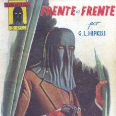 Cómics: EL ENCAPUCHADO Nº2. AUTOR: GUILLERMO LÓPEZ HIPKISS. CLIPER, 1946. NOVELA POPULAR. Lote 160302462