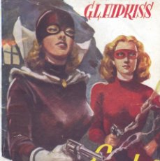 Cómics: EL ENCAPUCHADO Nº29. AUTOR: GUILLERMO LÓPEZ HIPKISS. CLIPER, 1947. NOVELA POPULAR. Lote 160666186