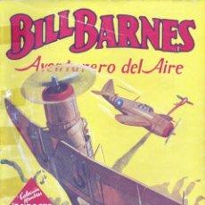 Cómics: BILL BARNES Nº102. EDITORIAL MOLINO, 1945. AUTOR: GEORGE L. EATON. Lote 162110078