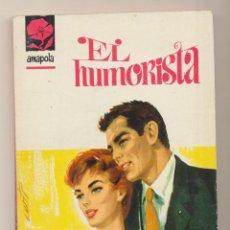 Comics : AMAPOLA Nº 868. EL HUMORISTA. 1ª EDICIÓN BRUGUERA 1968. Lote 162181054