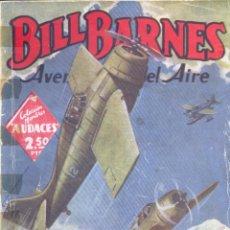 Cómics: BILL BARNES Nº124. EDITORIAL MOLINO, 1947. AUTOR: GEORGE L. EATON. Lote 163593086