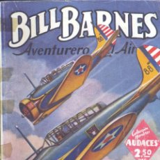 Cómics: BILL BARNES Nº128. EDITORIAL MOLINO, 1947. AUTOR: GEORGE L. EATON. Lote 163593770
