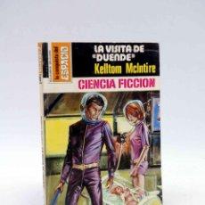Cómics: LA CONQUISTA DEL ESPACIO 419. LA VISITA DE DUENDE (KELLTON MCLNTIRE) BRUGUERA BOLSILIBROS, 1978. Lote 211824352