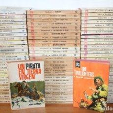 Cómics: EDICIONES TORAY. BEST - SELLERS DEL OESTE. 24 EJEMPLARES- AÑOS 60 (POSIBILIDAD DE VENDER SUELTOS). Lote 164227914
