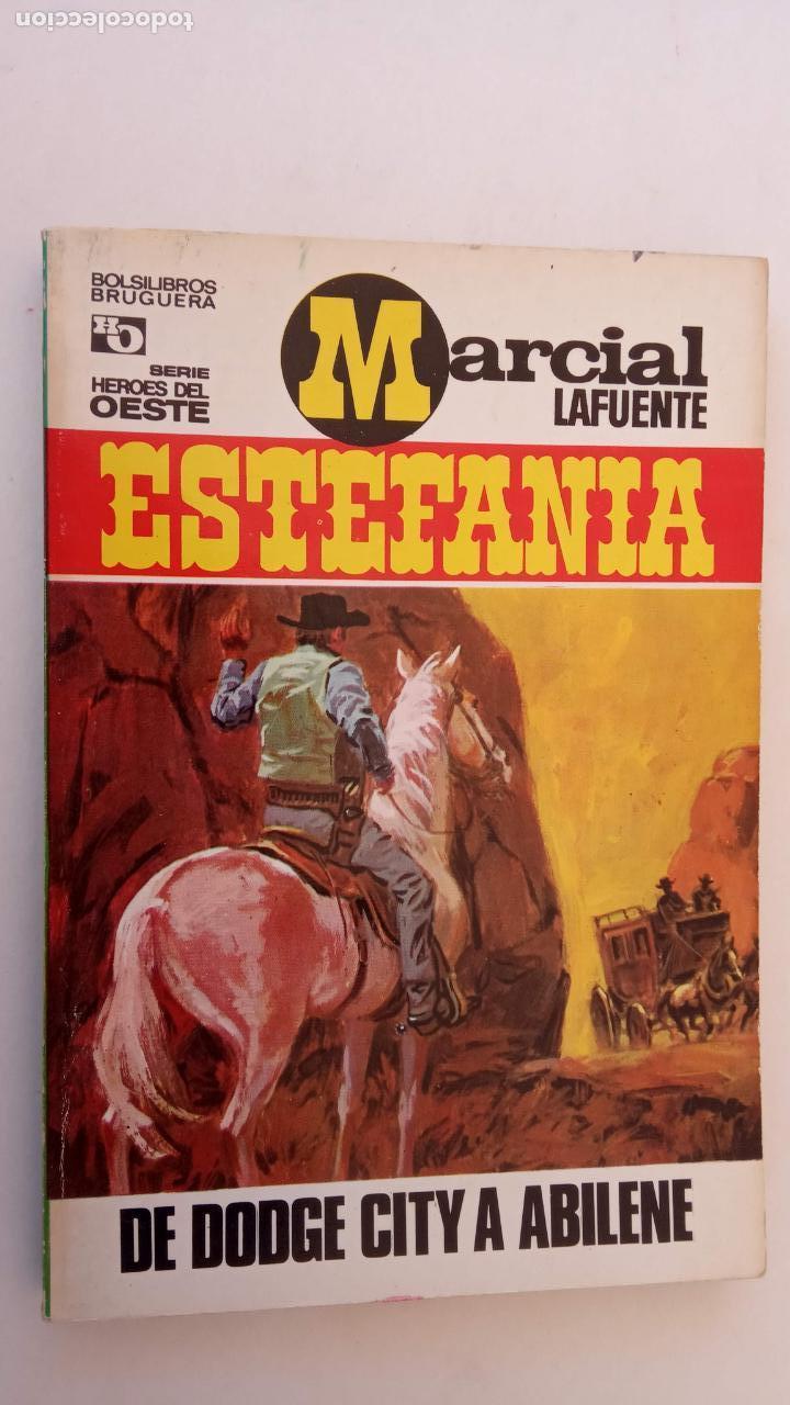Cómics: HÉROES DEL OESTE Nº 627 - MARCIAL LAFUENTE ESTEFANÍA - MUY NUEVA - Foto 2 - 164299954