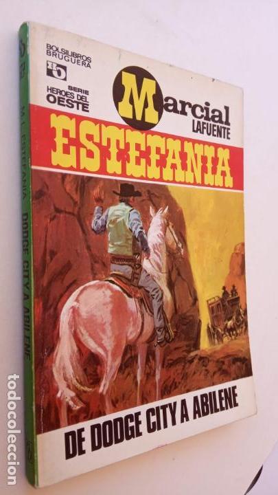 HÉROES DEL OESTE Nº 627 - MARCIAL LAFUENTE ESTEFANÍA - MUY NUEVA (Tebeos, Comics y Pulp - Pulp)