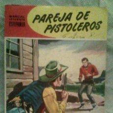 Fumetti: COL. KANSAS N.º 31 - MARCIAL LAFUENTE ESTEFANÍA - PAREJA DE PISTOLEROS (BRUGUERA, 1958). Lote 164845586