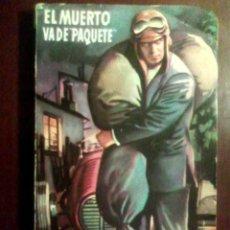Cómics: MARCEL PRIOLLET - EL MUERTO VA DE 'PAQUETE' - OLD JEEP & MARCASSIN N.º 8 - ED. MOLINO, S.F.. Lote 164966878