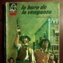 Cómics: FIDEL PRADO - LA HORA DE LA VENGANZA - COL. BISONTE N.º 971, 1966. Lote 164982806