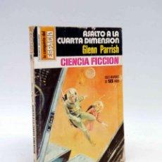 Cómics: LA CONQUISTA DEL ESPACIO 450. ASALTO A LA CUARTA DIMENSIÓN (GLEN PARRISH) BRUGUERA BOLSILIBROS, 1979. Lote 211824353