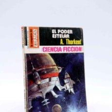 Cómics: LA CONQUISTA DEL ESPACIO 503. EL PODER ESTELAR (A. THORKENT) BRUGUERA BOLSILIBROS, 1980. Lote 211824378
