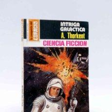 Cómics: LA CONQUISTA DEL ESPACIO 520. INTRIGA GALÁCTICA (A. THORKENT) BRUGUERA BOLSILIBROS, 1980. Lote 211824408