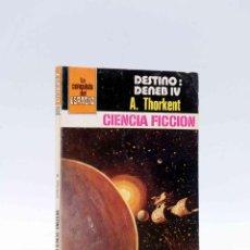Cómics: LA CONQUISTA DEL ESPACIO 523. DESTINO: DENEB IV (A. THORKENT) BRUGUERA BOLSILIBROS, 1980. Lote 211824425