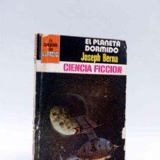Cómics: LA CONQUISTA DEL ESPACIO 533. EL PLANETA DORMIDO (JOSEPH BERNA) BRUGUERA BOLSILIBROS, 1980. Lote 211824443