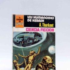 Cómics: LA CONQUISTA DEL ESPACIO 551. LOS HUMANOIDES DE KEBASH (A. THORKENT) BRUGUERA BOLSILIBROS, 1981. Lote 211824475
