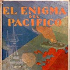 Cómics: PERCY WESTERMAN : EL ENIGMA DEL PACÍFICO (AVENTURAS IBERIA, C. 1930). Lote 166556534