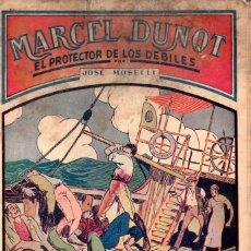 Cómics: MARCEL DUNOT EL PROTECTOR DE LOS DÉBILES Nº 2 - LOS PIRATAS DE LA MANO NEGRA. Lote 167504384