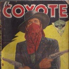 Cómics: EL COYOTE Nº 6. EL OTRO COYOTE. J. MALLORQUÍ. EDICIONES CLIPER. Lote 168262652